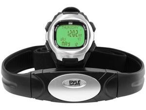 Pyle PHRM22 Marathon Heart Rate Watch with USB and Walking-Running Sensor