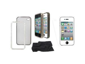 Isound Dgipod-1580 Iphone 4 5-In-1 Accessory Kit