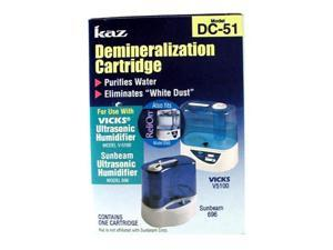 Kaz Incorporated Demineralization Cartridge  DC-51-6