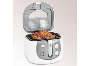 Hamilton Beach 8-cup Cool Touch Deep Fryer - 35020