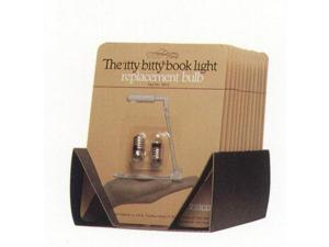 Zelco 10413 itty bitty Booklight Replacement Bulbs 2