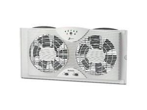 holmes hawf2043 twin window fan in box holmes hawf2043 twin window fan