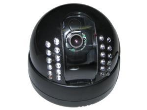 Home Vision Technology SEQ-7913 Day and Night Dome Color IR Dome Camera with .33 in. Sony CCD-540 TVL-4 - 9mm Lens-30m Night ...