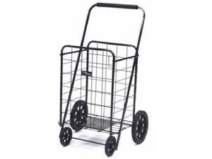 Narita Trading 002BK Shopping Cart Super - Black