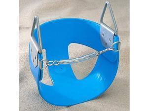 Jensen Swing Products - Residential Polymer Tot Half Bucket Seats - Blue