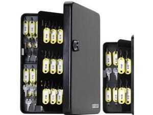 KeyGuard SL-8548 Combination Key Cabinet- 48 Hooks