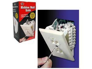 Hidden Wall Safe - Looks Like an Ordinary Outlet