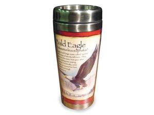 American Expedition Bald Eagle Steel Mug