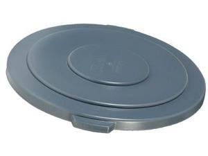 Rubbermaid Commercial 640-2631-YEL Brute Round Container Lids