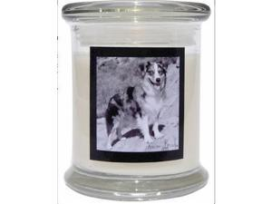Aroma Paws 350 Breed Candle 12 Oz. Jar - Australian Shepherd