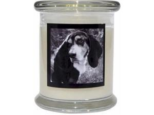 Aroma Paws 351 Breed Candle 12 Oz. Jar - Basset Hound