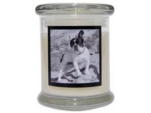 Aroma Paws 357 Breed Candle 12 Oz. Jar - French Bulldog