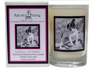 Aroma Paws 342 Breed Candle 5 Oz. Glass-Gift Box - French Bulldog