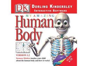 Nova Development My Amazing Human Body 1.2 Hybrid CD- Software