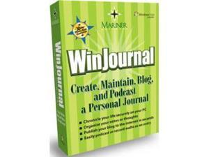 CSDC WJ100 WINJOURNAL - MARINER SOFTWARE (WIN 2000 XP VISTA)