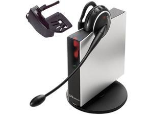 Jabra 9125-28-15 Wireless Flexboom Mono Headset With Noise Canceling Microphone