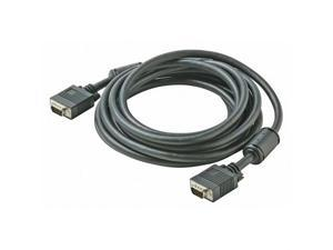 Steren 12' Black Vga/Svga Monitor Extension Cable