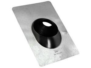 Oatey Company 4in. Galvanized No-Caulk Roof Flashing  11880