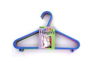Plastic kids hangers - Pack of 24
