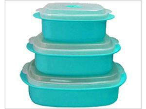 Reston Lloyd 20702 Turquoise - Microwave Streamer Set