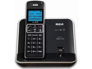 Rca Phones 21111BSGA Cordless 6.0 Step Up Cid