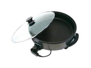 "Ragalta RES16000 12"" Electric Skillet/Fryer"