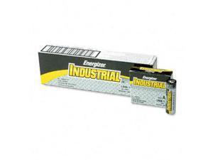 Eveready EN91 Industrial Alkaline Batteries  AA  24 Pack
