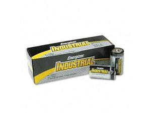 Eveready EN95 Industrial Alkaline Batteries  D  12 Pack