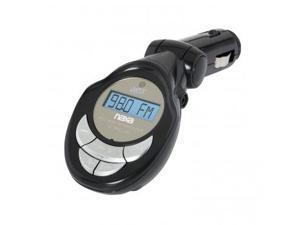 Naxa NA-3029 MP3-WMA FM Modulator-Transmitter with LCD Screen, USB and SD Inputs