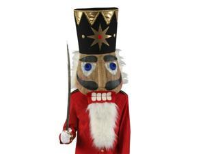 Costumes For All Occasions AD77 Nutcracker Head Special order