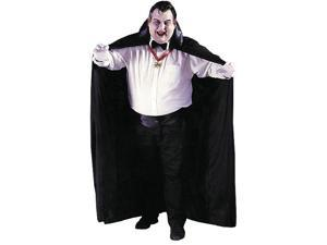 Costumes For All Occasions FW9055 Cape Big and Tall