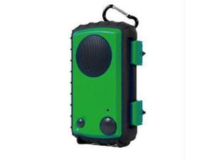 Water Tight Speaker Case Green