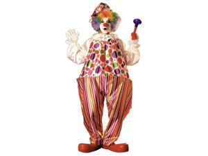 Costumes For All Occasions AA85 Snazzy Harpo Hoop Clown 1 Size