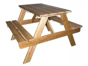 Ore International H-63 Kids  Indoor-Outdoor Picnic Table