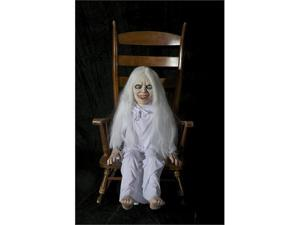 Costumes For All Occasions DU2014 Ghost Girl Latex Animated Prop