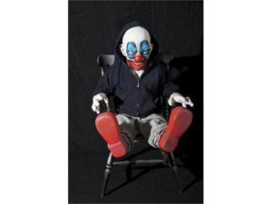 Costumes For All Occasions DU2015 Giggles Latex Animated Prop