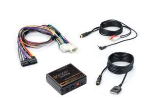 ISIMPLE ISTY571 IPOD-IPHONE & AUXILIARY AUDIO INPUT INTERFACE GATEWAY KIT - SELECT 2004-2011 TOYOT