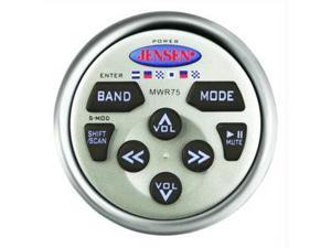 "JENSEN AUDIO - Waterproof Remote Control with 2"" Guage Hole"