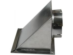 Builders Best Inc Aluminum Dryer Eave Vent  110166