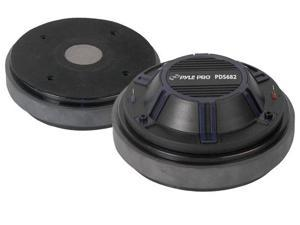 PylePro PDS682 3 in. Titanium 8 Ohm Horn Bolt On Driver