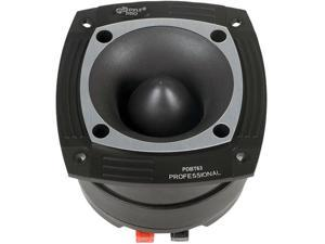 PylePro PDBT63 1.8 in. Die-Cast cloth Super Tweeter