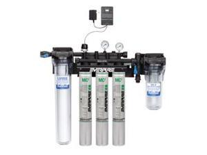 Everpure EV9328-05 High Flow CSR Triple-MC2 System with Low Pressure Alarm