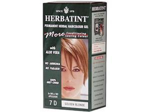 Herbatint 72410 7d Golden Blonde Hair Color