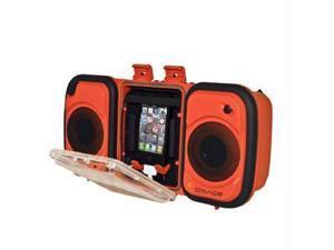 Grace Digital Eco Terra Waterproof iPhone MP3 Stereo