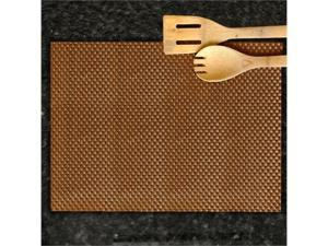 Lamont Pm2160648 Basketweave Placemat Choc
