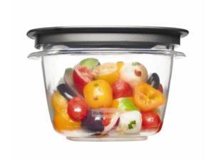 Rubbermaid 2 Cup Premier Food Storage Container  7H75TRCHILI
