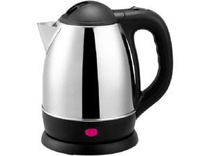 Brentwood Appliances KT-1770 1.2 L Electric Cordless Tea Kettle 1000W - Brushed Stainless Steel