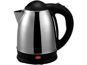 Brentwood Appliances KT-1780 1.5 L Electric Cordless Tea Kettle 1000W - Brushed Stainless Steel