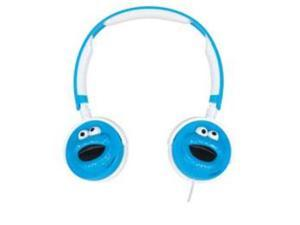 Isound DGUN-2743 3D Cookie Monster Headphones