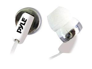 Pyle In Ear Jbud Stereo Headphone White - PIEH40W